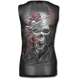 Damen Tanktop SPIRAL - ROSE BONES