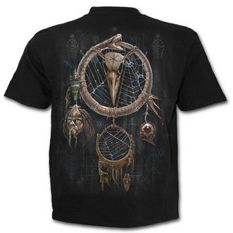 Herren T-Shirt - VOODOO CATCHER - SPIRAL, SPIRAL