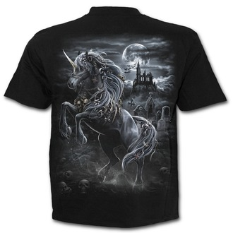 Herren T-Shirt - DARK UNICORN - SPIRAL