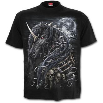 Herren T-Shirt - DARK UNICORN - SPIRAL, SPIRAL