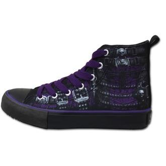 Damen High Top Sneaker - WAISTED CORSET - SPIRAL