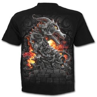 Herren T-Shirt - KEEPER OF THE FORTRESS - SPIRAL, SPIRAL
