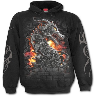 Herren Hoodie - KEEPER OF THE FORTRESS - SPIRAL, SPIRAL