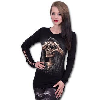 Damen Langarmshirt - DARK LOVE - SPIRAL, SPIRAL