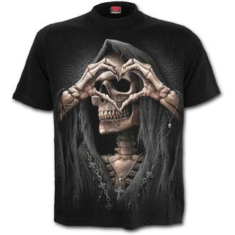 Herren T-Shirt - DARK LOVE - SPIRAL, SPIRAL