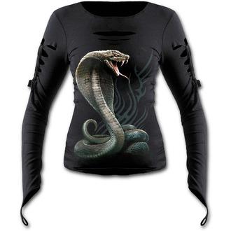 Damen T-Shirt - SERPENT TATTOO - SPIRAL, SPIRAL