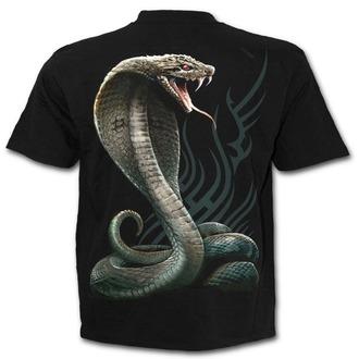 Herren T-Shirt - SERPENT TATTOO - SPIRAL, SPIRAL