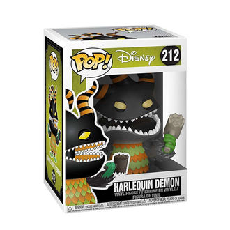 Figur Nightmare before Christmas - POP! - Harlekin Dämon, NIGHTMARE BEFORE CHRISTMAS