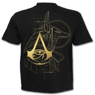 Herren T-Shirt Metal Assassin's Creed - ORIGINS - SPIRAL, SPIRAL