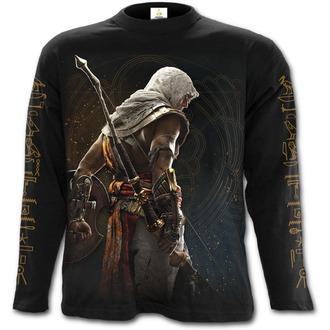 Herren Longsleeve Film Assassin's Creed - ORIGINS - SPIRAL, SPIRAL