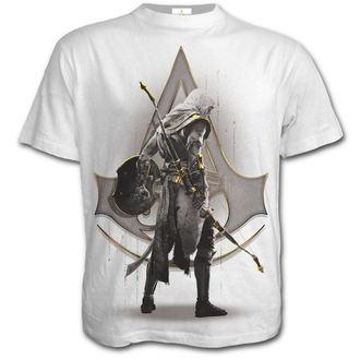 Herren T-Shirt Film Assassin's Creed - ORIGINS - SPIRAL, SPIRAL