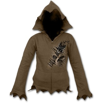 Damen Hoodie - NIGHT RIFFS - SPIRAL, SPIRAL