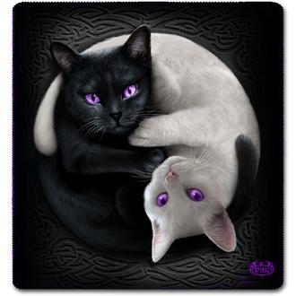 Decke SPIRAL - YIN YANG CATS, SPIRAL