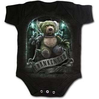 Baby Body SPIRAL - FRANKENTED - Schwarz, SPIRAL