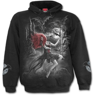 Herren Hoodie - QUEEN OF THE NIGHT - SPIRAL, SPIRAL