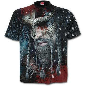 Herren T-Shirt - VIKING WRAP - SPIRAL, SPIRAL