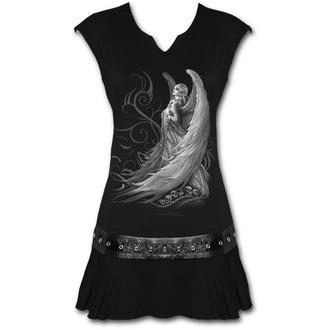Damen Kleid SPIRAL - CAPTIVE SPIRIT - Schwarz, SPIRAL