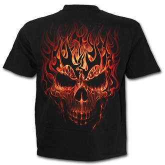 Kinder T-Shirt - SKULL BLAST - SPIRAL, SPIRAL