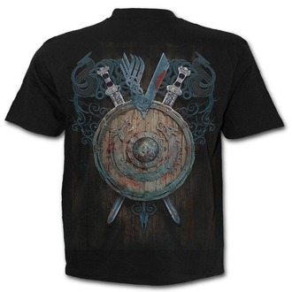 Herren T-Shirt Wikinger - Vikings - SPIRAL, SPIRAL