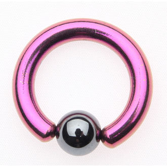 Piercingschmuck - Metallic Purple - 6mm, NNM