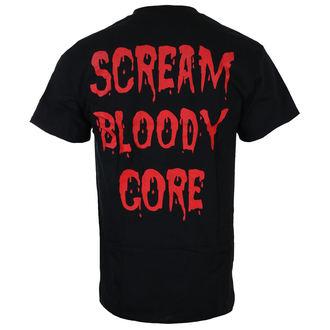 Herren T-Shirt   Death - Scream Bloody Gore - JSR, Just Say Rock, Death
