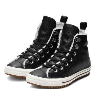 boty pánské zimní CONVERSE - Chuck Taylor AS Hiker Boot - black/egret/gum, CONVERSE