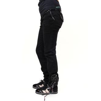 Damenhose  Hüfthose EMILY THE STRANGE Feeling Strange 2 Jeans, EMILY THE STRANGE