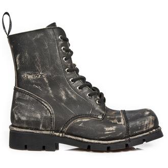 Schuhe NEW ROCK - VINTAGE raspado PLANING SIN COMFORT - M.NEWMILI083-S6