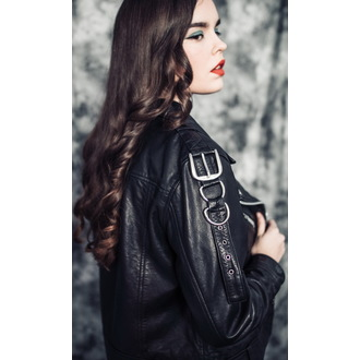Unisex Lederjacke - Deadbeat - DISTURBIA