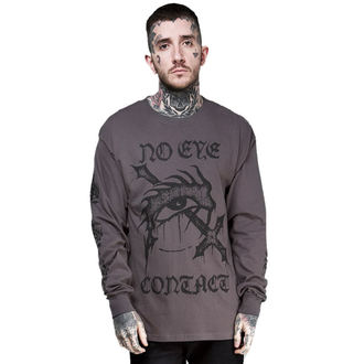 Unisex Longsleeve Hardcore - No Eye Contact - DISTURBIA, DISTURBIA