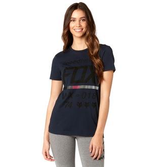 Damen T-Shirt Street - Draftr SS Crew - FOX, FOX