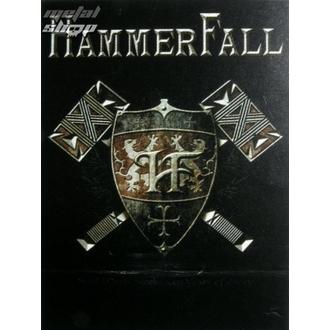 Fahne Hammerfall - Steel erfüllt Steel, HEART ROCK, Hammerfall