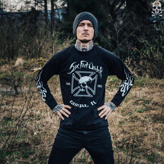 Herren Longsleeve Six Feet Under - Est. 1993 - NUCLEAR BLAST, NUCLEAR BLAST, Six Feet Under