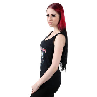 Damen Tank Top Iron Maiden - Evolution, ROCK OFF, Iron Maiden