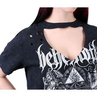 Damen T-Shirt Metal Behemoth - SATANIST - PLASTIC HEAD, PLASTIC HEAD, Behemoth
