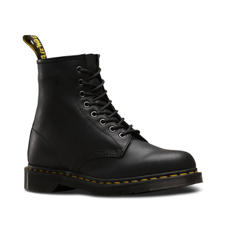 boty Dr. Martens - 8 dírkové - 1460 carpathian - black, Dr. Martens