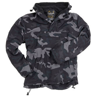 bunda (větrovka) SURPLUS - WINDBREAKER - BLACK CAMO