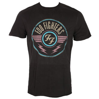 Herren T-Shirt Metal  Foo Fighters - CHARCOAL - AMPLIFIED, AMPLIFIED, Foo Fighters