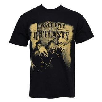 Herren T-Shirt PLY 'Angel City Outcast-Deadrose Junction' - 185174, ART WORX, Angel City Outcast