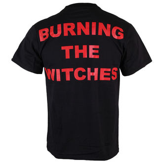 Herren T-Shirt Warlock 'Burning The Witches' - 184885, ART WORX, Warlock
