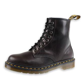 boty Dr. Martens - 8 dírkové - 1460 Gunmetal - Orleans WP, Dr. Martens