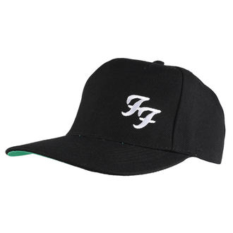 Cap FOO FIGHTERS - LOGO 2015 - PLASTIC HEAD, PLASTIC HEAD, Foo Fighters