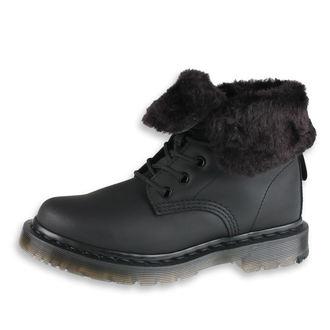 boty zimní DR. MARTENS - 8-dírkové - 1460 Kolbert - black, Dr. Martens