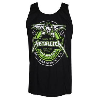 Herren Tanktop Metallica - 100% Fuel - Schwarz, NNM, Metallica