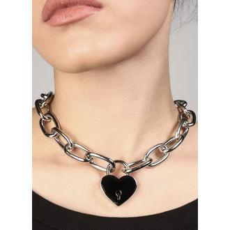 Halsband DISTURBIA - Heart, DISTURBIA