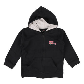 Kinder Hoodie Iron Maiden - Trooper - Metal-Kids, Metal-Kids, Iron Maiden