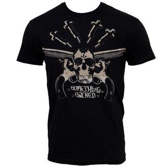 Herren T-Shirt SOMETHING SACRED - Slinger Crew-Neck, SOMETHING SACRED