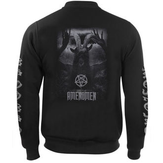Herren Sweatshirt - UNDER THE UNSACRED MOONLIGHT - AMENOMEN, AMENOMEN