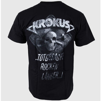 Herren T-Shirt Krokus 'Totgesagte rocken länger' - 185564, ART WORX, Krokus