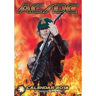 Wandkalender 2018 AC / DC, AC-DC
